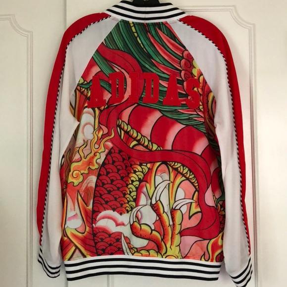 adidas dragon jacket Shop Clothing & Shoes Online